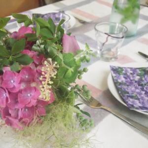 【花と暮らす】お気に入りの花を束ねるWSのご案内~in kioracottage