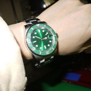 合法オマージュ時計