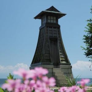 琵琶湖の道しるべ