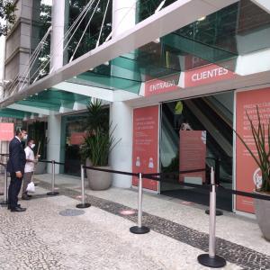 徹底対策!リオのショッピングモールがオープン!