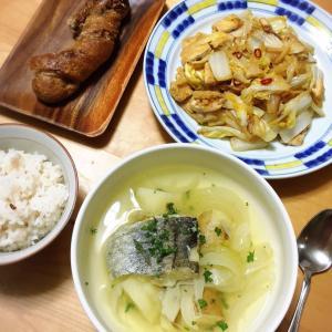 2019  経3-10  ロシアのお魚スープ  ウハー♡ガーデニング
