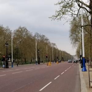春休みに ロンドン