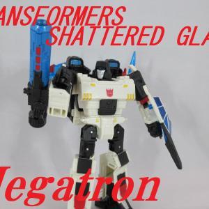 TFシャッタード・グラス ボイジャークラス メガトロンをゆっくり紹介