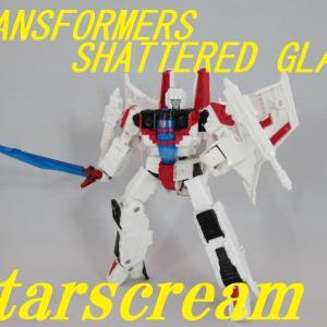 TFシャッタード・グラス ボイジャークラス スタースクリームをゆっくり紹介