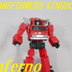 TFキングダム ボイジャークラス インフェルノをゆっくり紹介
