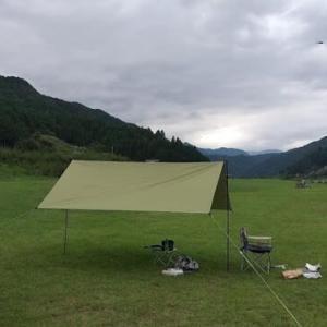 久しぶりのソロキャンプでした( ˘ω˘)スヤァ