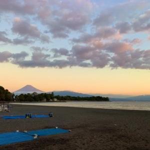 大瀬崎でビーチダイビング