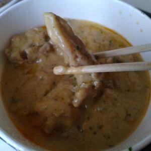 【松屋】オマール海老ソースのチキンフリカッセのコスパと質が最高だった件【牛丼店】