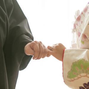 クリスチャン結婚の証;30代男性