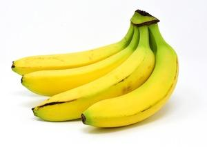 離乳食中期~バナナを簡単に食べさせる方法