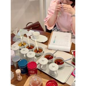 意外?!な人気サロンの共通点♩初めての「紅茶教室」は門前仲町FIKAさん