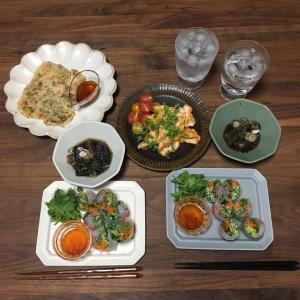 アジアン料理な日