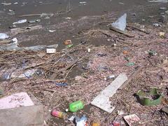 2008.4.6の漂着ゴミ