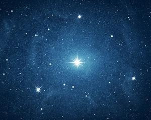 ウィンタータイプさんは、夜空に輝く星。