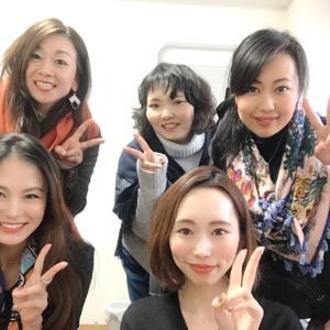 熊本でサイアートパーソナルカラー養成講座でした!