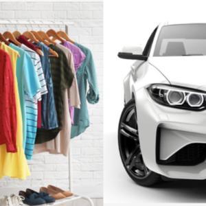 あなたの車は似合うファッションのヒントになる?!