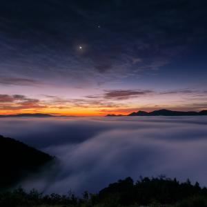 荒谷山の雲海 -2020.9.15-