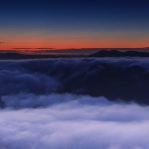 荒谷山の雲海 -2021.9.20-