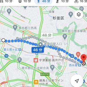 バス旅【高幡不動〜新宿③】