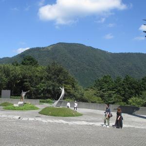 箱根で美術館巡り