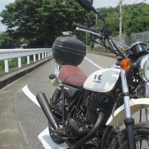 カワサキ250TR カスタマイズ(Ⅱ)