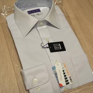 はるやまの株主優待を使ってアイシャツ(ワイシャツ)を貰ってきました