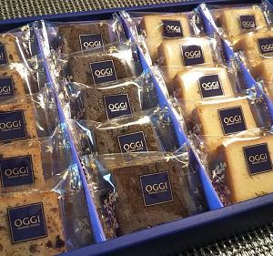 オリックスの株主優待で注文したOGGIのガトーバリエを紹介