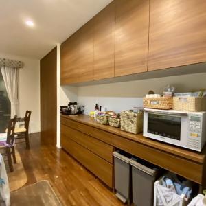 【キッチン改造 2】見せ収納を追加!