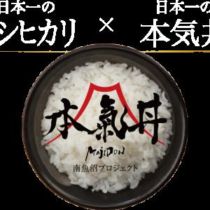 【新潟たび】南魚沼で本氣丼!(マジドンと読む)