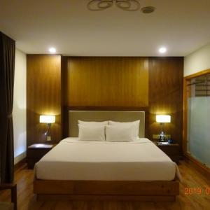 【ベトナム★ダナン】④ホテル部屋とゴミ山ビュー