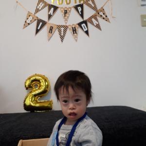 2歳なりました‼