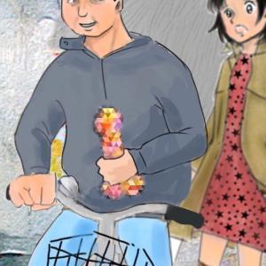 【東京】男性器の形をしたオモチャを持った男が出没 自転車に乗った中年男だったという 東久留米