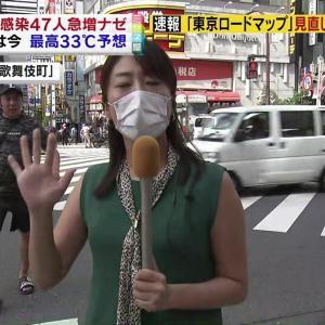 【放送事故】「ミヤネ屋」の歌舞伎町中継に「西武の帽子」を被った男が乱入 女性リポーターが殴られそうになり中継打ち切り