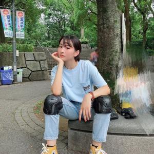 """【芸能】""""中国のガッキー"""" #ロン・モンロウ 、スケボーでドヤ顔披露にファン「スケボー美人あらわれる」"""