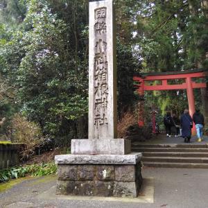 箱根一泊旅行に行ってきました。芦ノ湖の箱根神社のおみくじで大吉が出ました。後編「終わり良ければ総て良し」