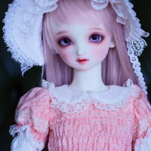 「SDまい」は「リーゼロッテ」とは違った意味での傑作美少女人形です。