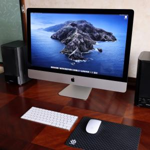 iMac(Mid2020)・発動編