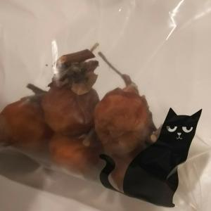 干し柿できました