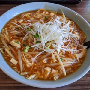 丁寧な前菜と、とろみが強いスーラー@東昇餃子宴