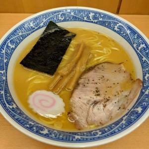 旨じょっぱい麺にどハマり@中華そば 青葉 船橋店