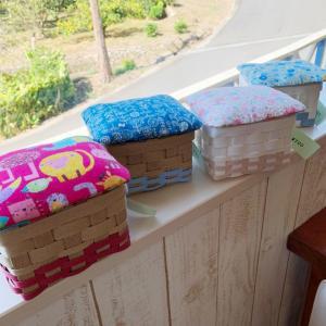 便利な蓋付きクラフトカゴ再入荷&origamiプロジェクト新作☆ 【佐賀県唐津市/雑貨カフェ】