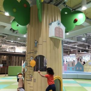 有明ガーデンで小学生未満の子供が遊べるスポットまとめ!