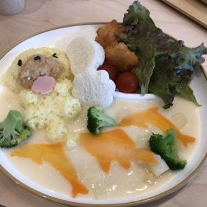 アトレ竹芝キュラカフェ!浜松町近くの子供連れランチスポット!