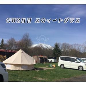GWに冬キャンプ。その2