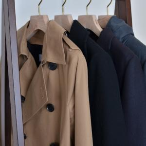 ファッションの冬支度