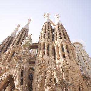 バルセロナの旅
