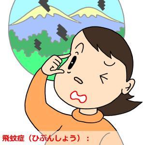知らないと損!飛蚊症から網膜裂孔さらには網膜剥離の危険