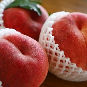 桃とエアコンと涼しい夏
