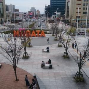 【新潟県】JR新潟駅南口の広場のベンチで女性を盗撮。国土交通省の副所長(56)逮捕