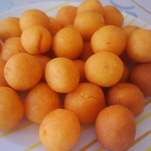 【ズボラレシピ】ขนมไข่นกกระทา(カノムカイノッククラター)